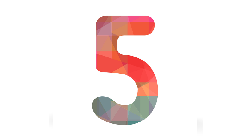 Significance of Number Five