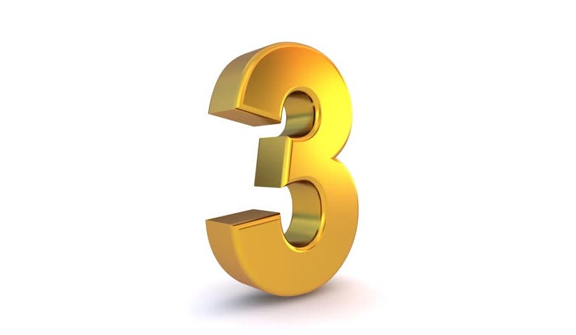 Significance of Number Three