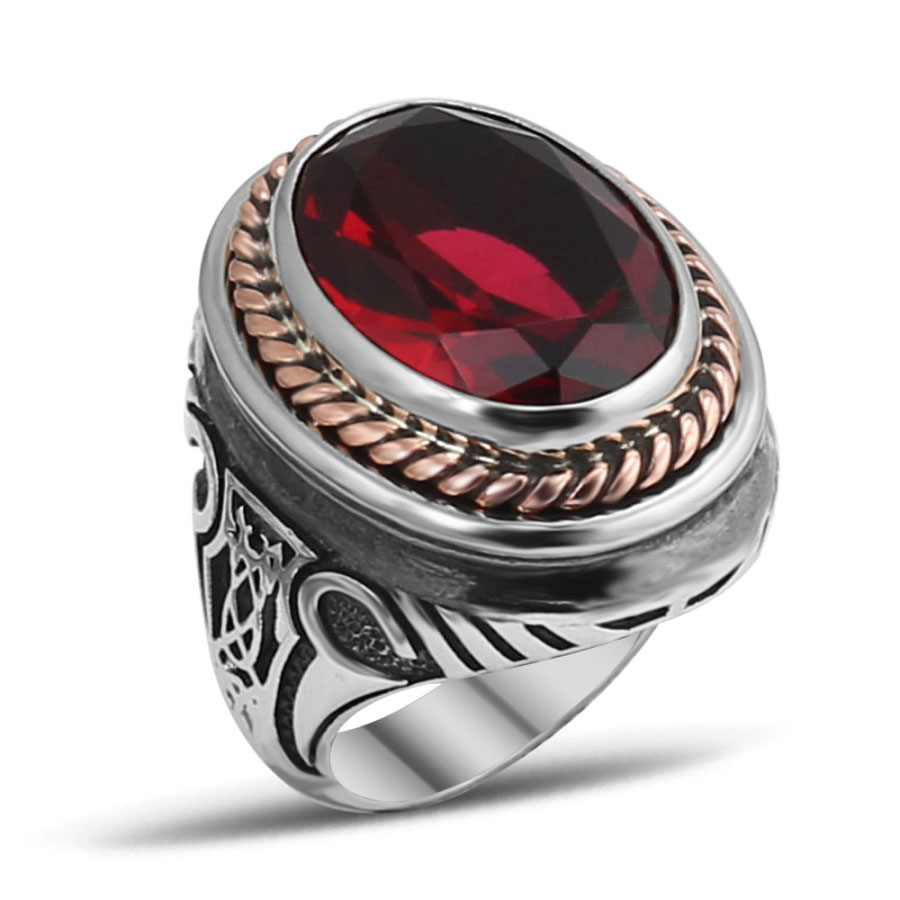 Ruby (Yaqoot) Ring & Benefits